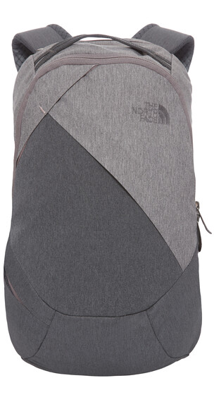 The North Face Electra Daypack Women rabbit grey black heather/quail grey